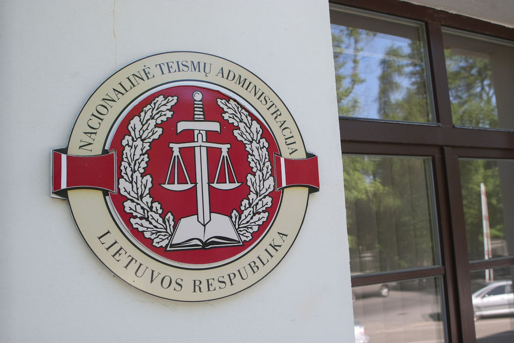 teismų administracija