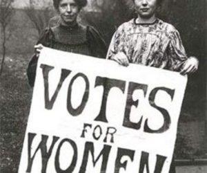 Kovo 8-ą dieną minimas iškovotos moterų balsavimo teisės įtvirtinimo šimtmetis.
