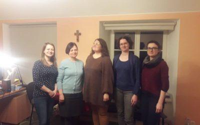 Vasario 25 dieną Vilniaus Moterų namai sulaukė svečių iš Peterburgo Moterų krizių centro
