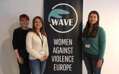 Vilniaus Moterų namų narėsatstovauja Lietuvai WAVE tinklo (Violence Against Women Europe) Patariamosios tarybos susitikime!