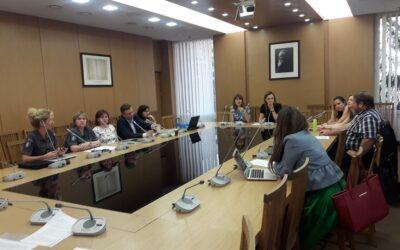 Birželio 8-ąją, įvyko trečiasis darbo grupės prie LRS Žmogaus teisių komiteto (ŽTK) posėdis