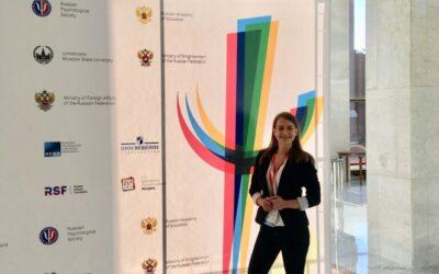 VMN atstovės dalyvauja 16 – tame Europos psichologų kongrese Maskvoje, Rusijoje