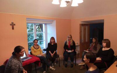 2019 m. rugsėjo 19 d. įvyko mokymai Vilniaus miesto Specializuotos pagalbos centro konsultantams ir savanoriams seksualinio smurto prieš vaikus atpažinimo, prevencijos ir pagalbos temomis