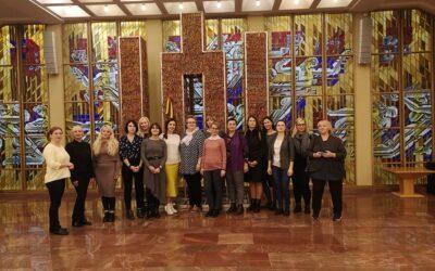 2019 m.  spalio 2-4 dienomis Vilniuje lankėsi Baltarusijos moterų organizacijų atstovės!
