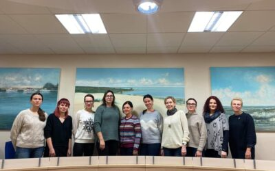 """2019 m. gruodžio 13-15 dienomis Nidoje įvyko seminaras ,,Pasakos Sniego Karalienė analizė grupėje"""""""